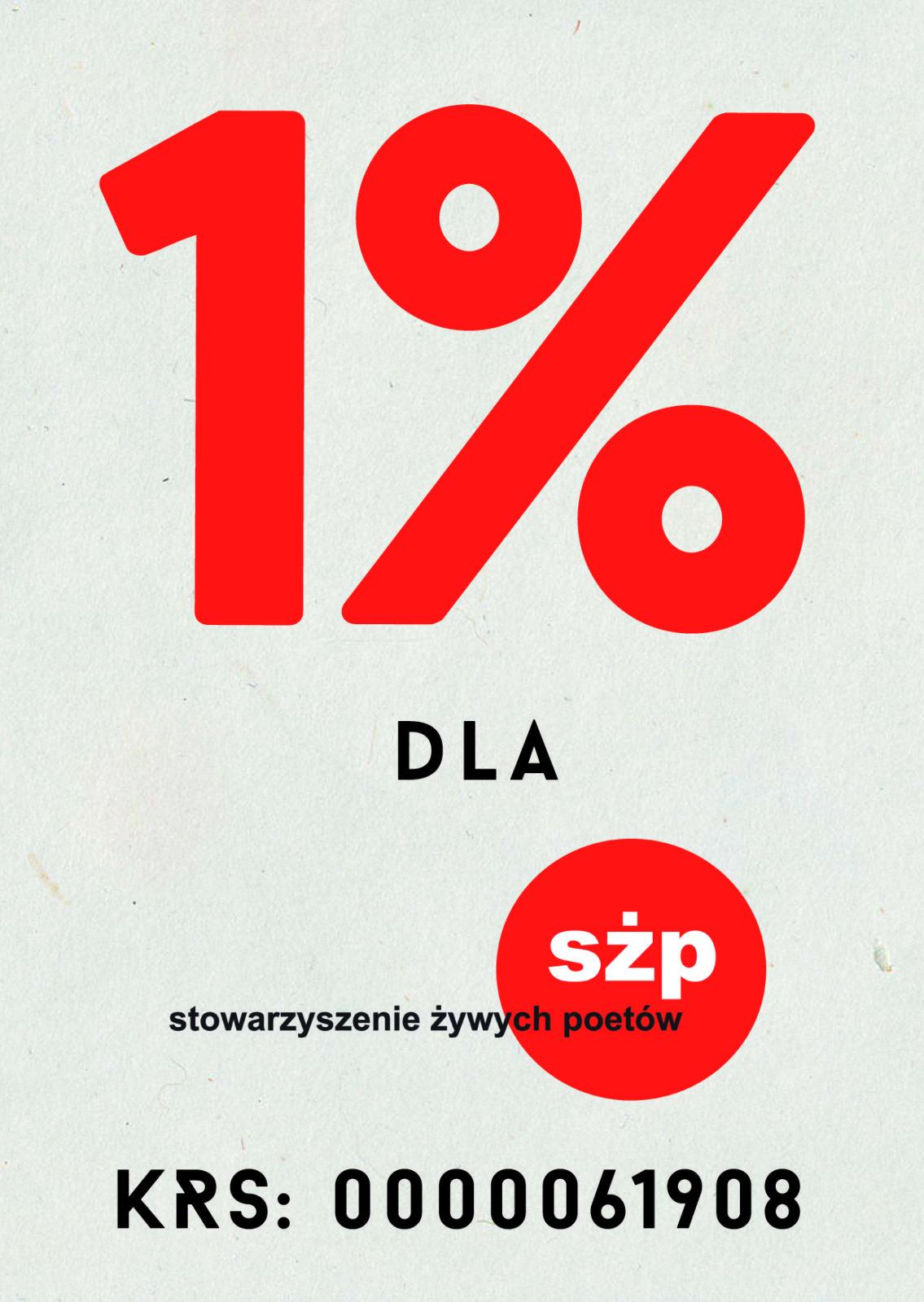 1% DLA STOWARZYSZENIA