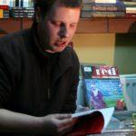 Kuba Niklasinski czyta - opole 2008