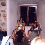 finał warsztatów polsko niemieckich WIR 2004 Pieniężno