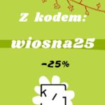 Rabat Wiosenny -25%