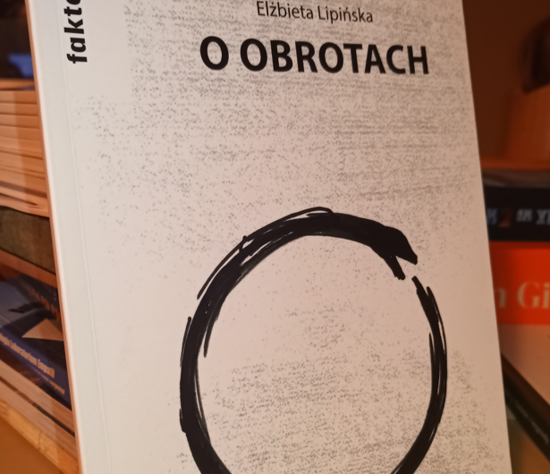 O OBROTACH- Nowość wydawnicza